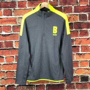 Brown University Under Armour Mens Pullover